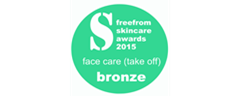 freefrom skincare award